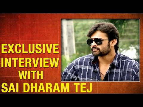 Actor Sai Dharam Tej in special Chit Chat  Taara V6 Exclusive