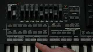 Korg Pa3X Video Manual Part 3- Styles