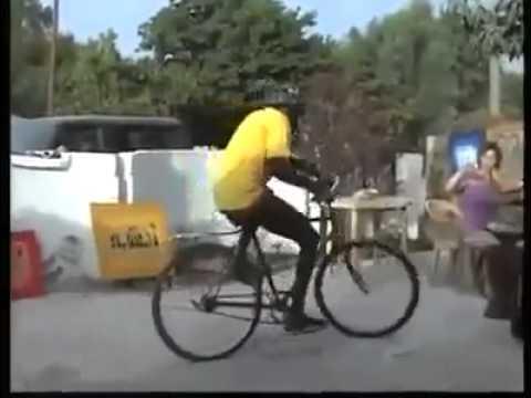 [Clip] anh ấy đi xe đạp quá điêu luyện