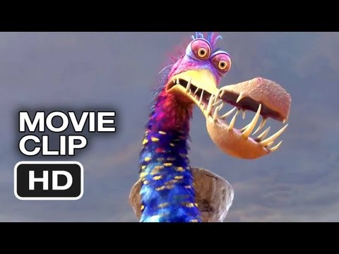 The Croods Movie CLIP - Hunting (2013) - Dreamworks Animated Movie HD Video
