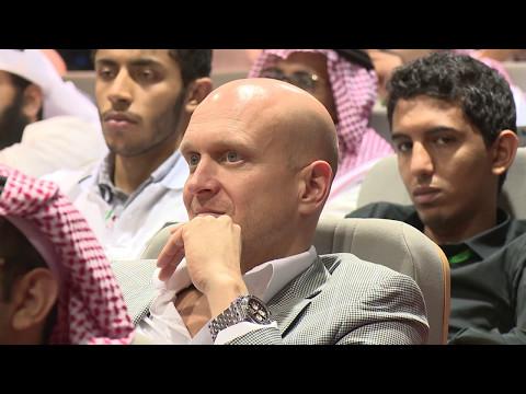 How to be an entrepreneur | Mr. Abdulwahab F. Al-Ahmari
