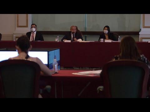 Cabildo H. Ayuntamiento de Tlalnepantla de Baz 29 julio 2020