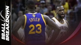 Why Draymond Green Was Suspended For Game 5 by BBallBreakdown