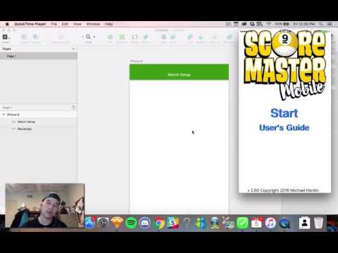 How to design an iOS app with Sketch tutorial for beginners
