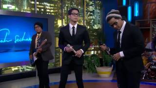 Yovie and Nuno - Sakit Hati ( Live at Sarah Sechan )