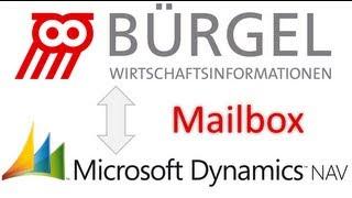 BÜRGEL NAV - Mailbox