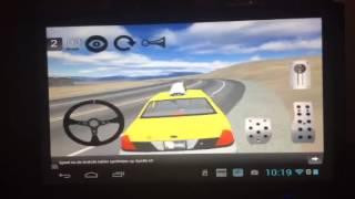 Taxi Simulator 3D videosu