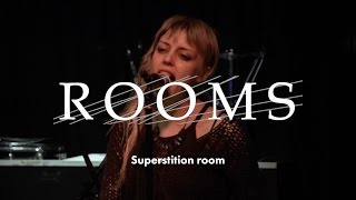 ROOMS · Superstition room