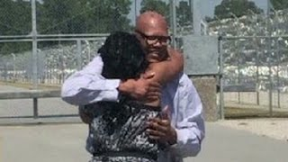 Men set free after 30 years in prison