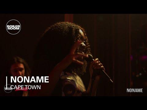 Noname Boiler Room x Budweiser Cape Town Live Set