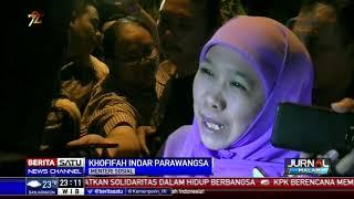 Menteri Sosial Khofifah Indar Parawansa tengah mempertimbangkan pencalonan dalam Pilkada Jawa Timur tahun 2018. Khofifah juga berencana melapor ...