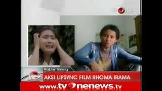"Video Yoga ""Lipsing"" Rhoma Irama TV ONE news MP3, 3GP, MP4, WEBM, AVI, FLV Juni 2018"