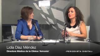 Lidia Díaz Méndez, directora médica de la Clínica Armonía. 19-7-2013