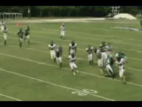Jeremy Cash 2010 High School Highlights video.
