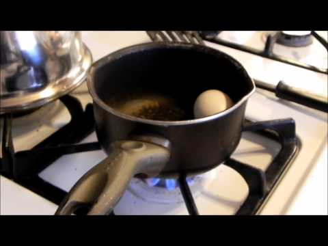 Kitchen Stove Safety - Don't Let This Happen