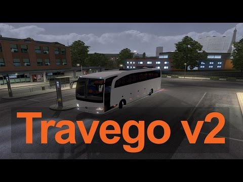 Mercedes Benz travego 15 SHD v2.0