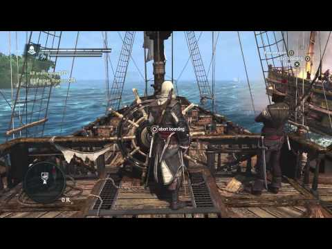 assassinscreedUK - Immerse yourself deeper into the world of Assassin's Creed IV Black Flag with this new gameplay video with commentary from Game Director, Ashraf Ismail. On t...