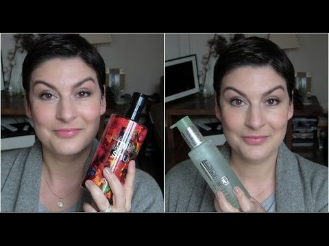 beaute Le double nettoyage, suite et fin (hopefully ; ) maquillage