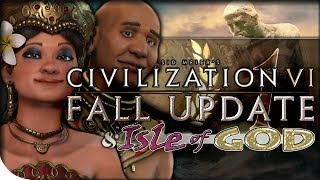 Video Indonesia Gameplay, Fall Update Overview, RELIGION RENOVATED | Civilization VI — Isle of God 1 MP3, 3GP, MP4, WEBM, AVI, FLV Maret 2018