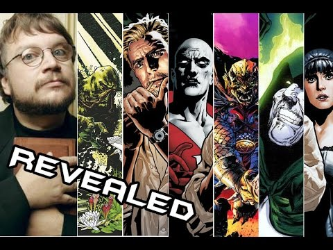 Justice League Dark Movie Roster and Details REVEALED?
