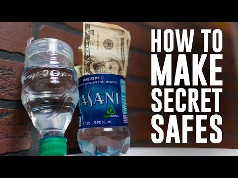 6 Incredible Secret Safes and How to Make Them