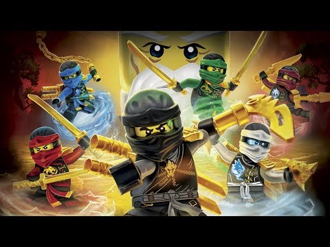 ОБЗОР ЛЕГО НИНДЗЯГО! - The LEGO Ninjago Movie Video Game