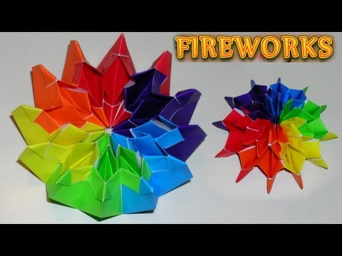 Toy Tutorial - 021 -- Fireworks