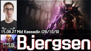 Highlight Kassadin trong tay Bjergsen