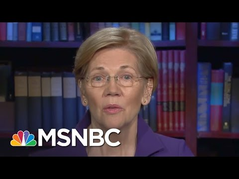 Elizabeth Warren: James Comey Was Fired Because Of The Russians | All In | MSNBC