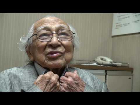 【追悼】101歳のジャーナリスト、むのたけじさん 「あなたが、あなたらしくいられる社会を」