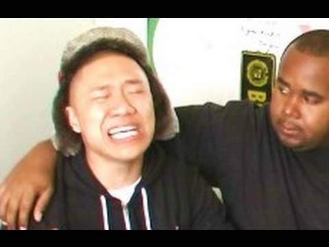 Asian kid cries over Justin Bieber Video