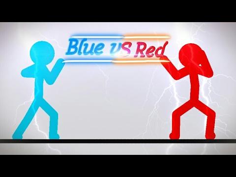 (leia descrição)Trailer(; -;)do trailer do red vs blue|Stick nodes