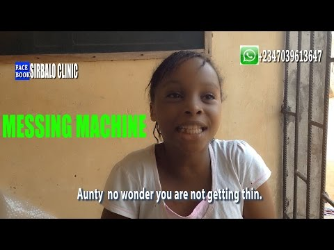 SIRBALO CINIC - Adaeze And Onyi - Messing Machine (Nigerian Comedy)