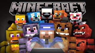 Video If Herobrine Played Five Nights At Freddy's 2 - Minecraft MP3, 3GP, MP4, WEBM, AVI, FLV Juli 2017