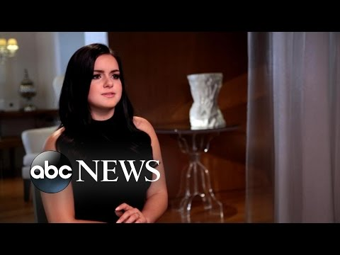 'Modern Family' Star Ariel Winter on Breast Reduction, Legal Battle with Mother (видео)