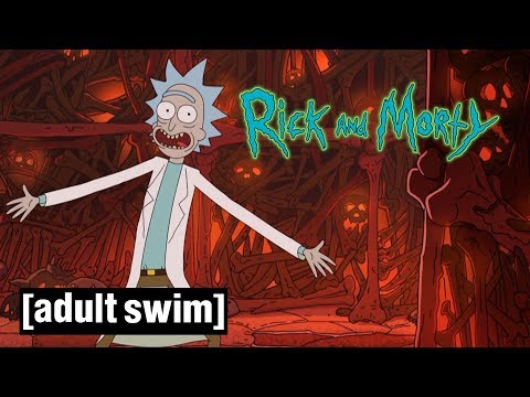 Sneak Peek: Wake Up Sanchez | Rick and Morty | Season 3 | Adult Swim