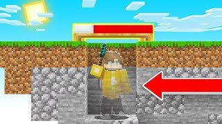 I Used INVISIBILITY TROLL In Bed Wars! - Minecraft