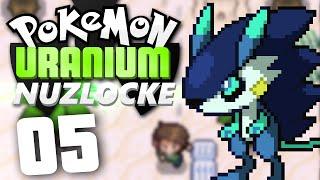 Pokémon Uranium Nuzlocke - Episode 5   Sonic Jerbolta! by Munching Orange