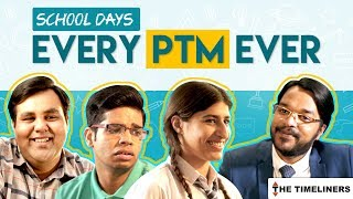 Video School Days: Every PTM Ever | The Timeliners MP3, 3GP, MP4, WEBM, AVI, FLV Juni 2018