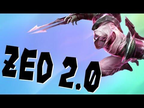 ZED 2.0!?! [League of Legends]