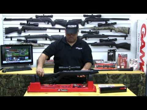 Gamo Scope Mounting - Gamo Tech video by AirgunWeb (видео)