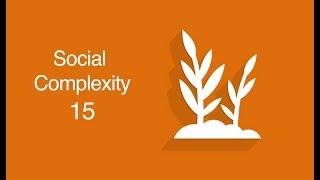 Social Systems Adaptive Capacity