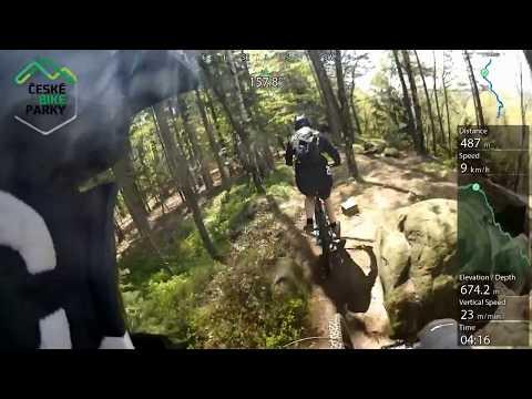 (cz) TT Modřínový trail 2017