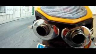 7. Videophox @ BMW R-1100S