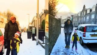 Aberdeen United Kingdom  city pictures gallery : Aberdeen, UK, Winter 2015