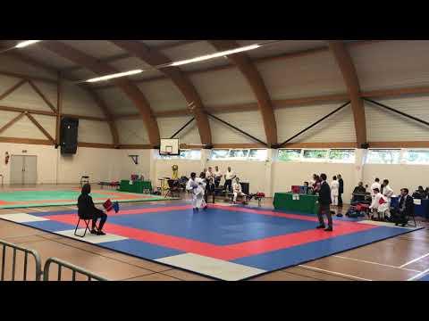 Championnat de la loire Karate - TOM 3