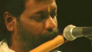Carnatic Flute GS RAJAN With TVG On Mridangam