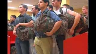 Tatum (TX) United States  City pictures : Marine Boot Camp RAW Footage