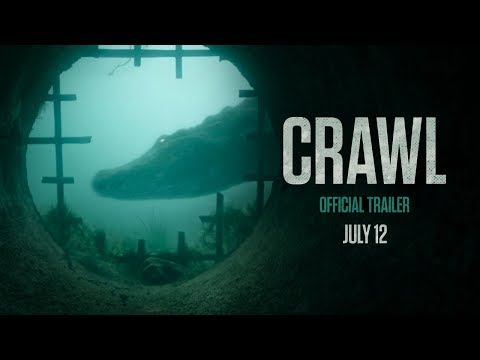 Trailer film Crawl
