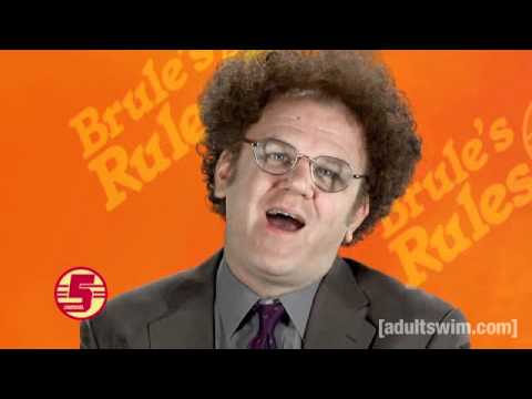 Dr. Steve Brule - Genders